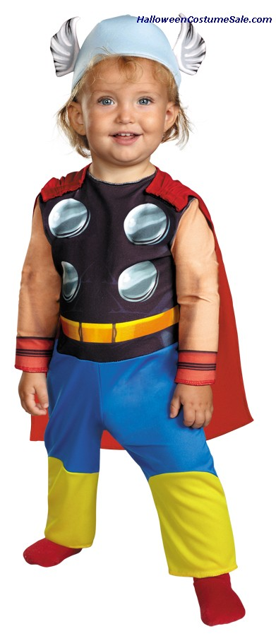 THOR INFANT COSTUME
