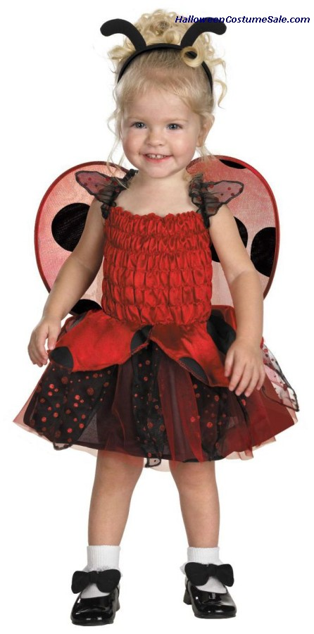 LADYBUG CHILD COSTUME