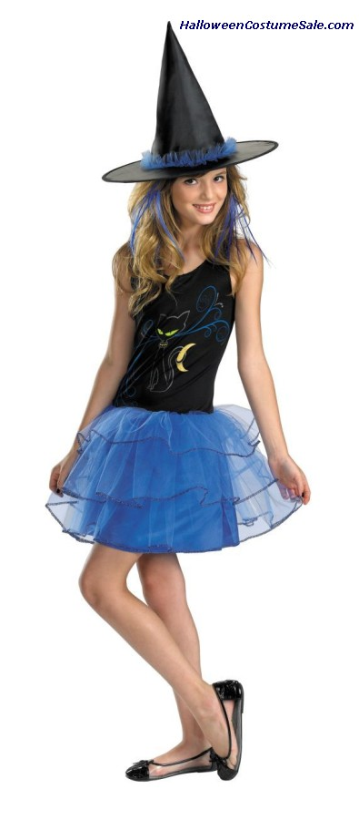 MIDNIGHT WITCH TEEN/CHILD COSTUME