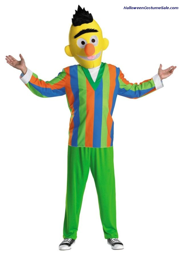 RETRO BERT TEEN COSTUME
