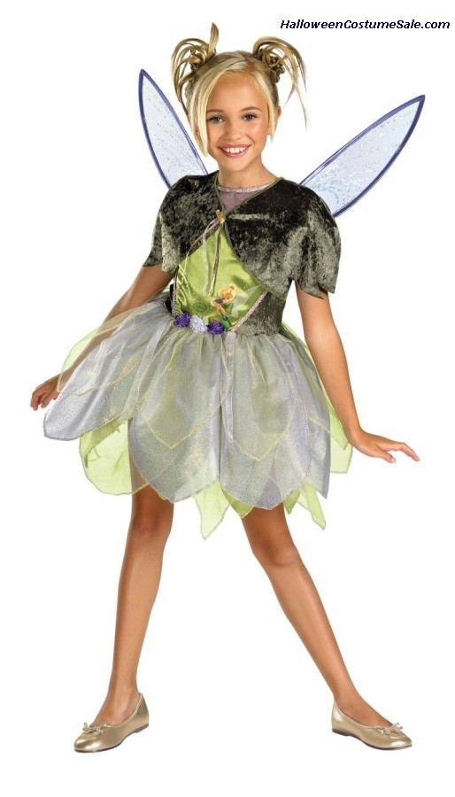 DELUXE TINKER BELL CHILD COSTUME