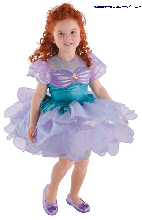 ARIEL BALLERINA TODDLER COSTUME