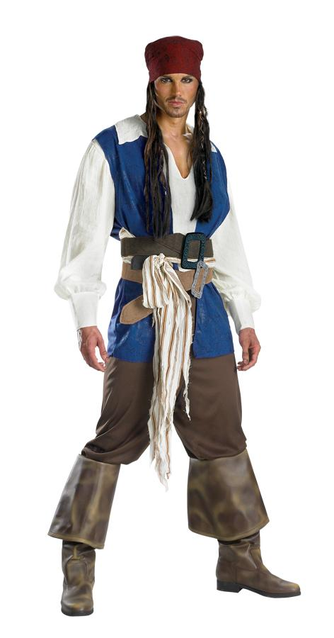 JACK SPARROW QUALITY PLUS SIZE ADULT COSTUME