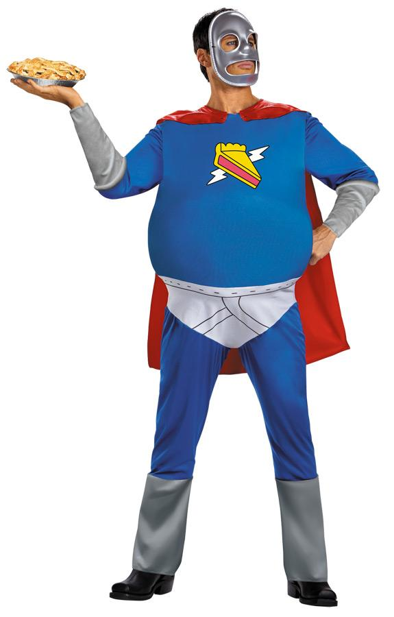 HOMER PIE-MAN PLUS SIZE ADULT COSTUME