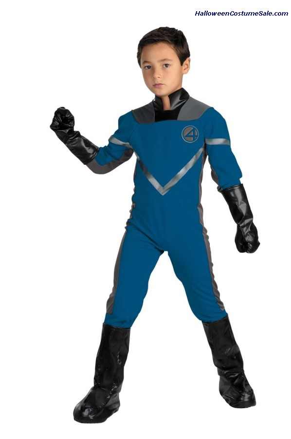 DELUXE MR. FANTASTIC CHILD COSTUME