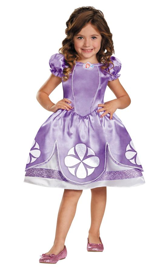 SOFIA THE FIRST TODDLER COSTUME
