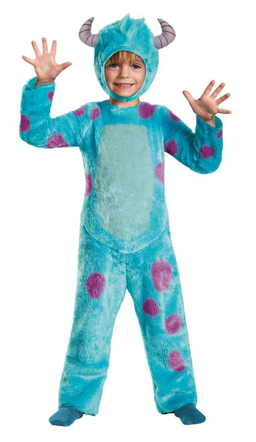 SULLY DELUXE TODDLER COSTUME