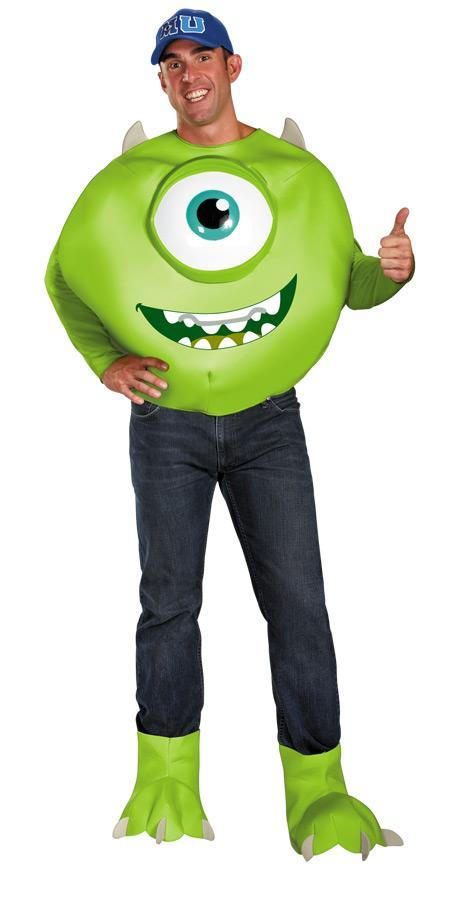MIKE DELUXE  PLUS SIZE ADULT COSTUME