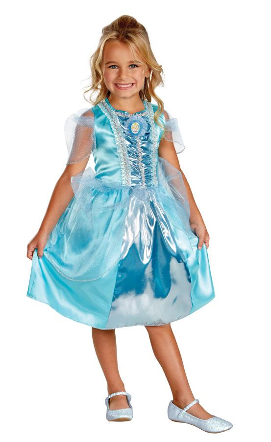 CINDERELLA SPARKLE CLASSIC CHILD/TODDLER COSTUME