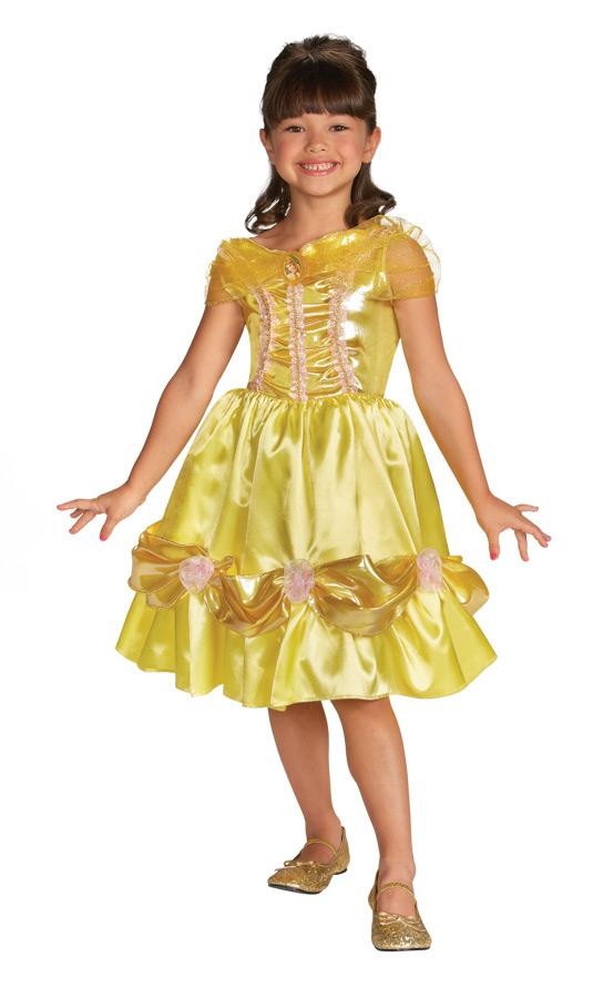 BELLE SPARKLE CLASSIC CHILD/TODDLER COSTUME