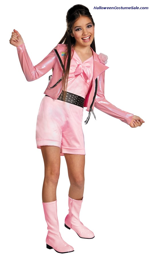 TEEN BEACH LELA CHILD COSTUME