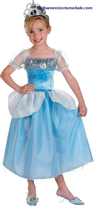 DISNEY CINDERELLA CHILD COSTUME