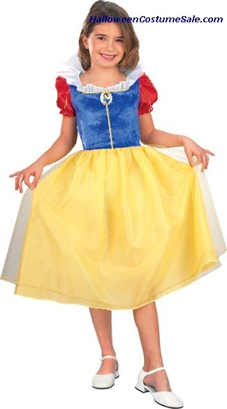 DISNEY SNOW WHITE CHILD COSTUME