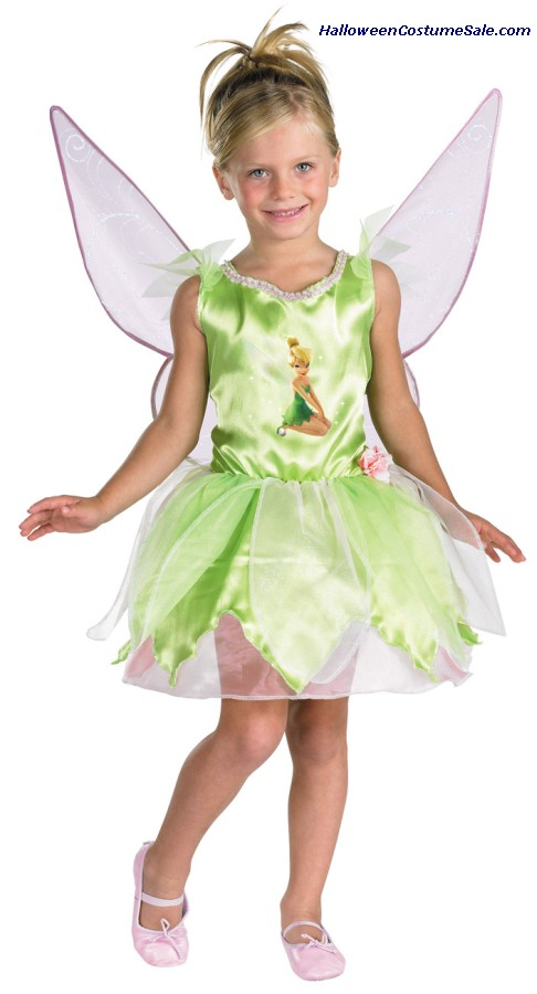CLASSIC TINKER BELL CHILD COSTUME