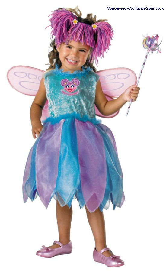 ABBY CADABBY DELUXE TODDLER COSTUME
