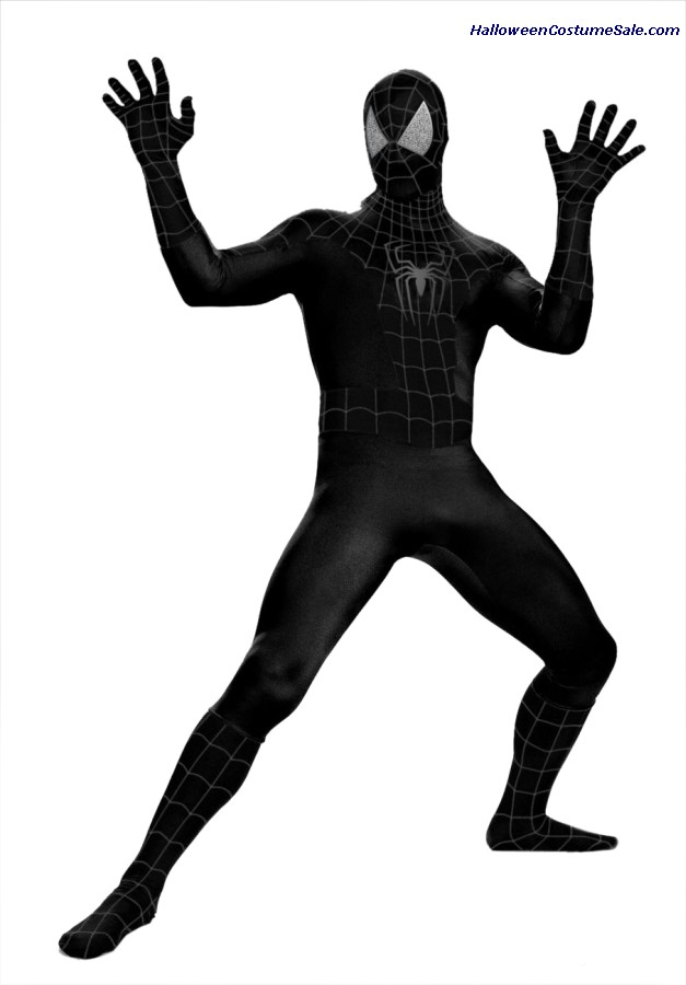 Spiderman costume for adults
