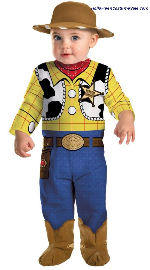 WOODY CHILD COSTUME - VERY CUTE!