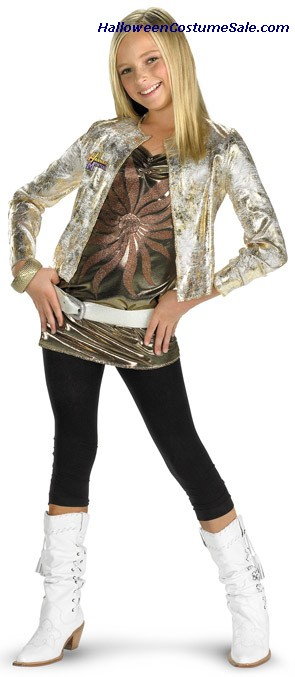DELUXE HANNAH MONTANA CHILD COSTUME