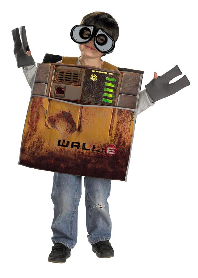 WALL-E CHILD COSTUME