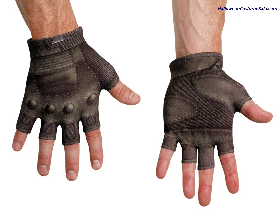 CAPTAIN AMERICA 2 ADULT GLOVES