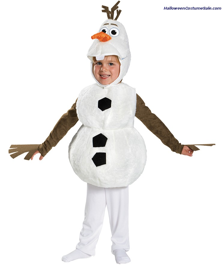 FROZEN OLAF TODDLER CHILD COSTUME