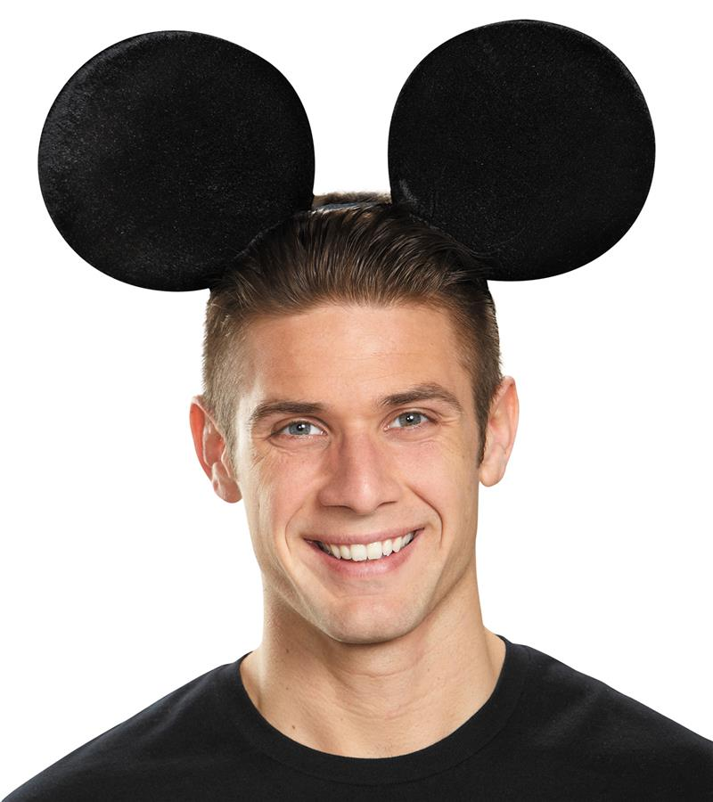 MICKEY MOUSE ADULT EARS ACCESSORY