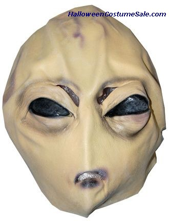 ALIEN MASK - CHILD SIZE