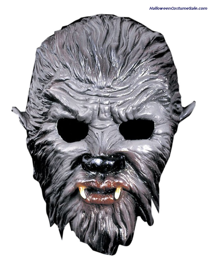 WEREWOLF MINI MONSTER MASK