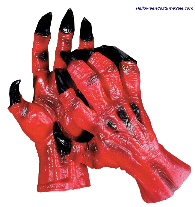DEVIL HAND GLOVES