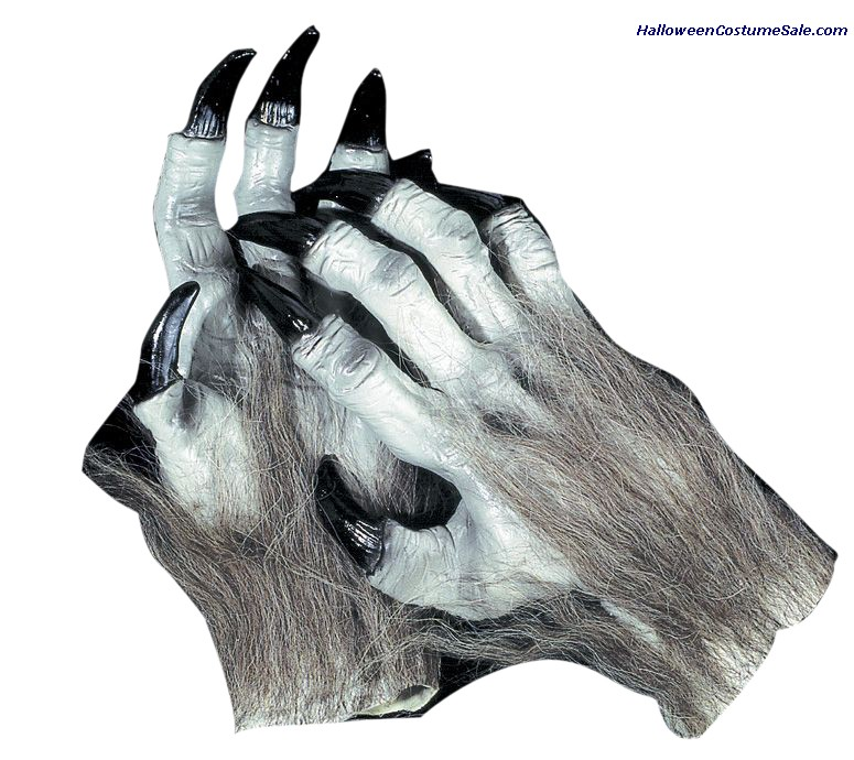 WEREWOLF HAND GLOVES