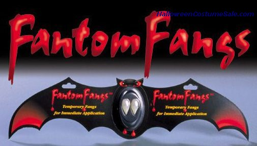 FANTOM FANGS, BAT CARDED