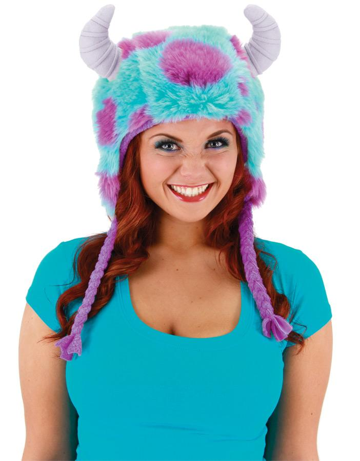 MU SULLY DELUXE HOODIE HAT