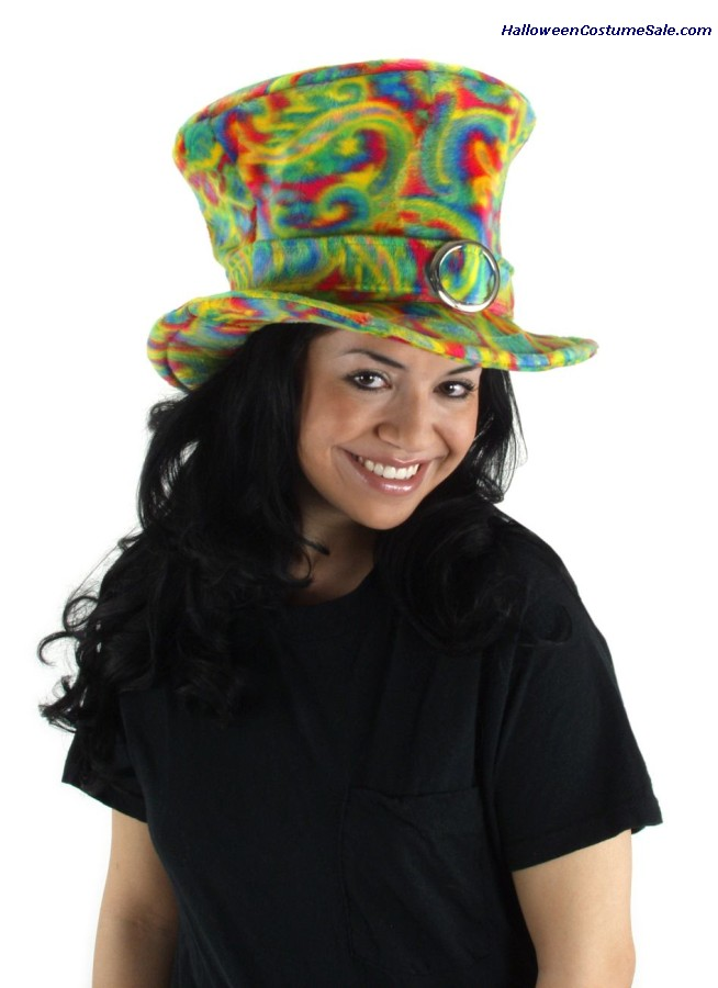 MADHATTER PSYCHEDELIC HAT