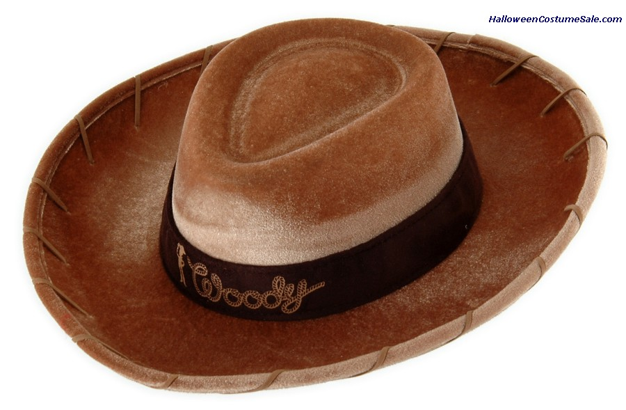 TOY STORY WODDY HAT - CHILD SIZE
