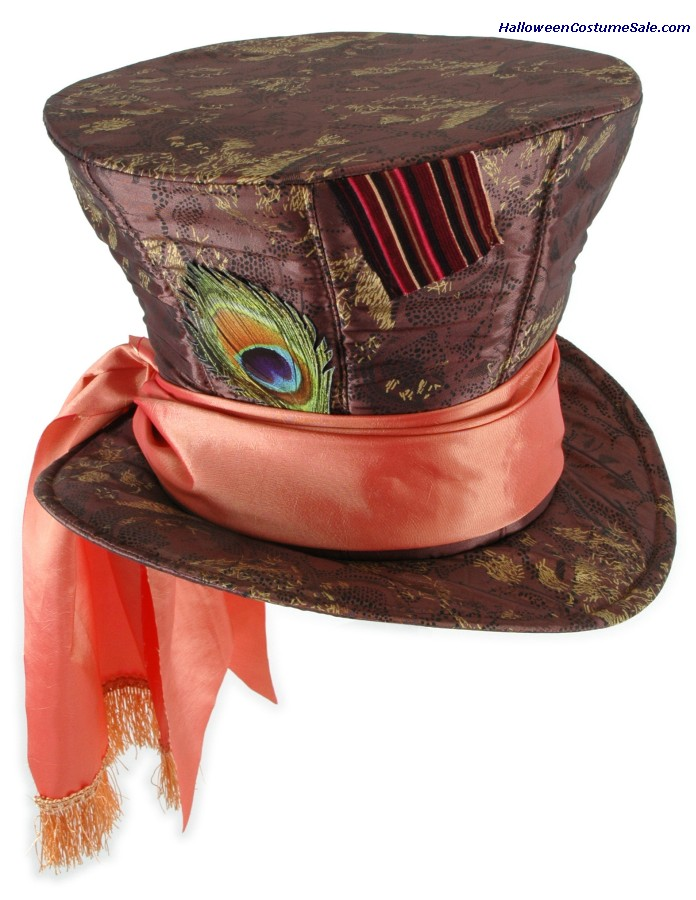 DISNEY MAD HATTER TOP HAT - SMALL