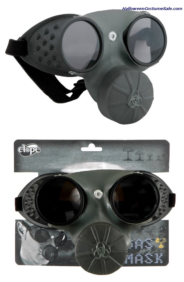 GAS MASK GLASSES