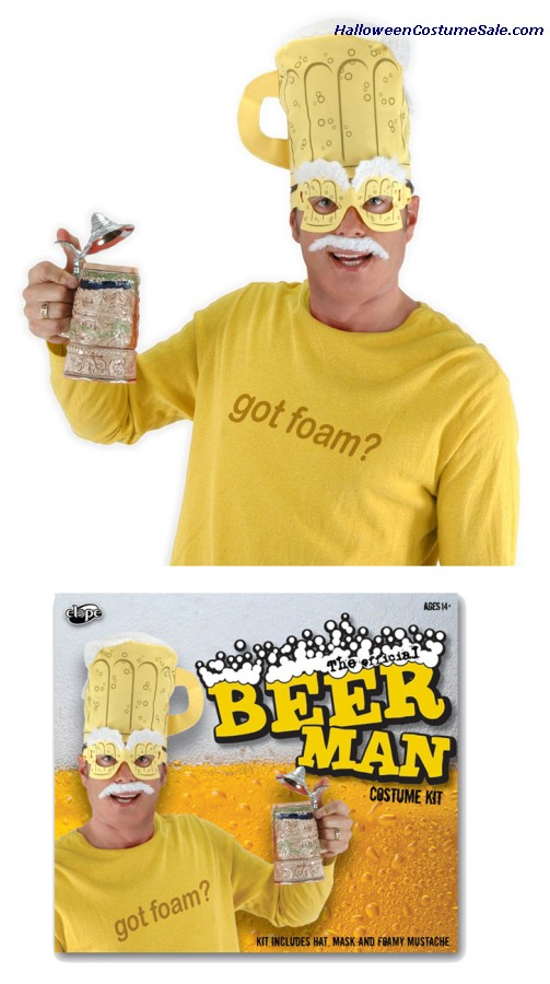 BEER MAN KIT