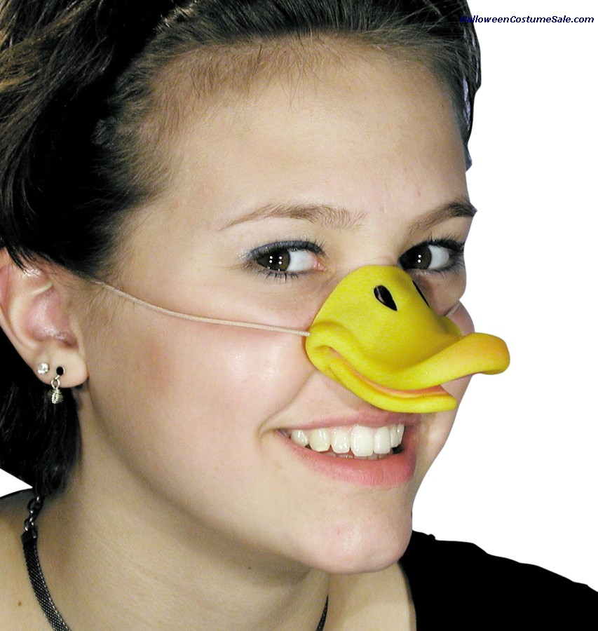 NOSE DUCK W/ELASTIC
