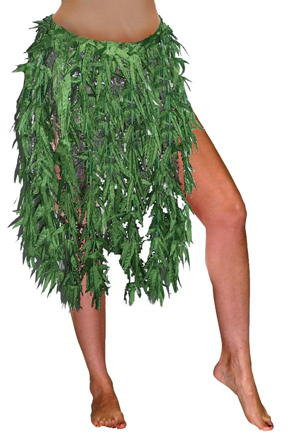 HAPPY LEAF SKIRT ADULT