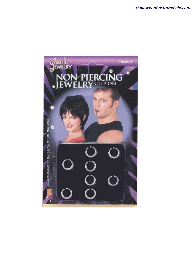 NON-PIERCING JEWELERY KIT