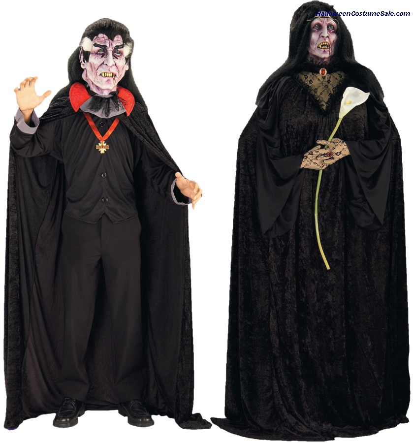 TILL DEATH DO US PART ADULT COSTUME