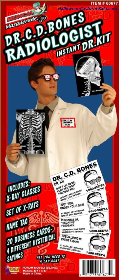 DR. CD BONES KIT