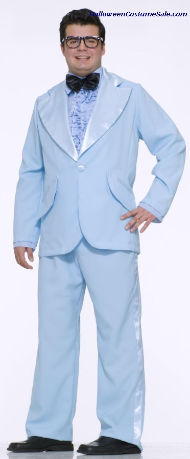 PROM KING ADULT COSTUME - PLUS SIZE