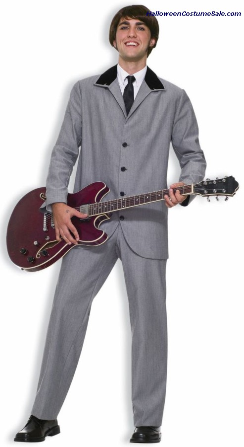 BRITISH INVASION ADULT COSTUME