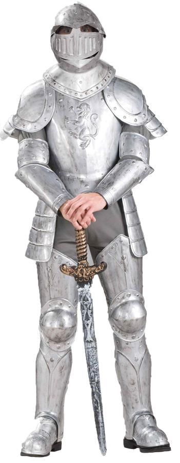 KNIGHT IN SHINING ARMOUR ADULT COSTUME