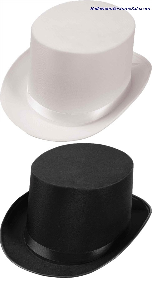 SATIN TOP ADULT HAT