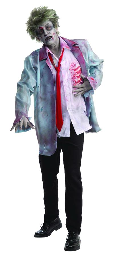 ZOMBIE MAN ADULT COSTUME