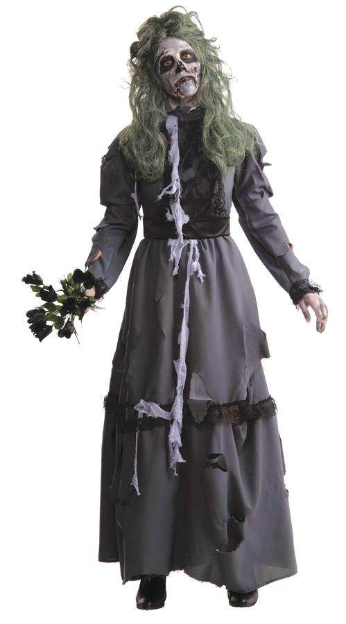 ZOMBIE LADY ADULT COSTUME