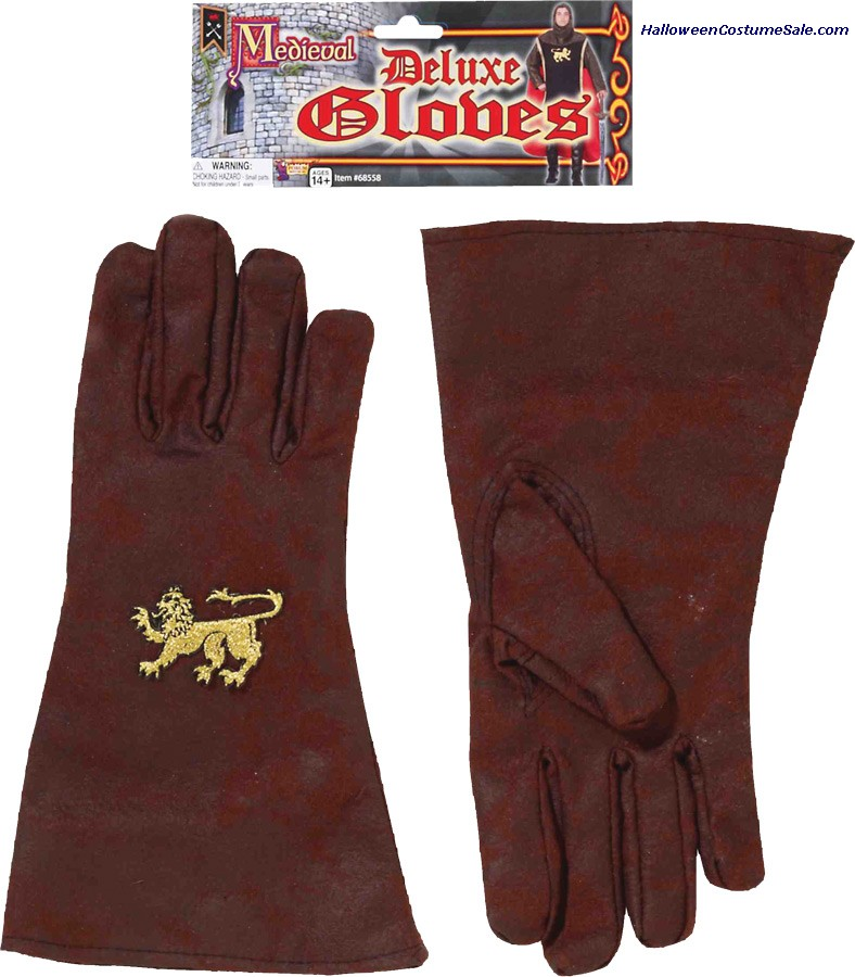 MEDIEVAL ADULT GLOVES