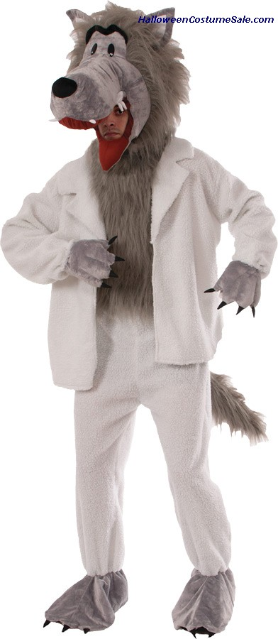 WOLF IN SHEEPS CLOTHING ADULT COSTUME